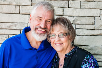 Gary and Glenna Flokstra